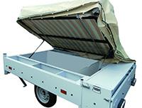 vouwwagens jamet bagagesysteem