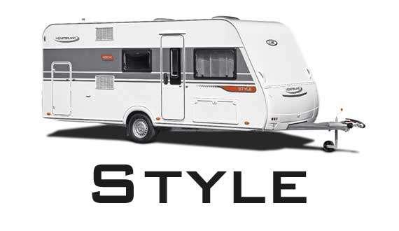 LMC Style 2016 caravan