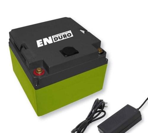 caravans campers accu Enduro litium ion life-Po4 4 kg