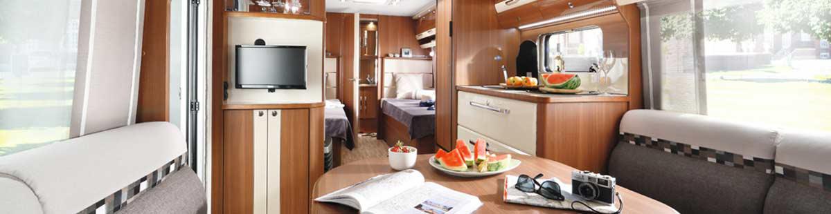 lmc maestro 2016 caravan nieuw interieur