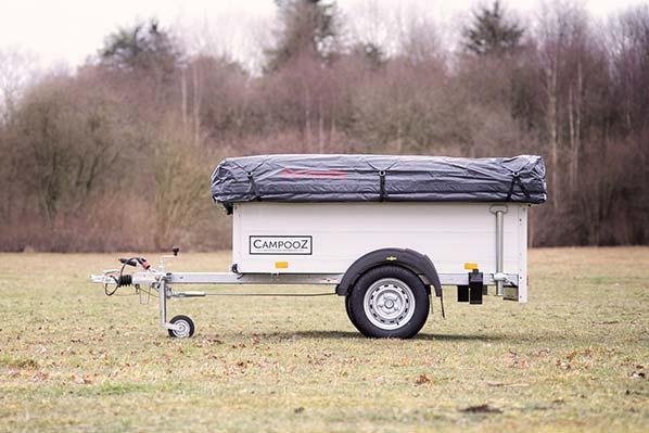 Campooz vouwwagens snel opzetbare vouwwagen